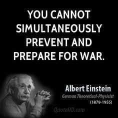 Prepare For War Quotes More