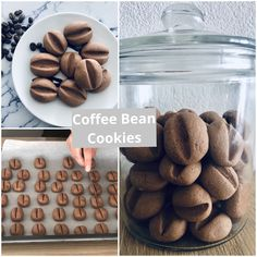 Coffee Beans, Biscuits, Cereal, Almond, Cookies, Baking, Breakfast, Recipes, Food