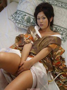 Japanese Girls in Kimono 1 - ( 10 pics ) | Sexy Girls
