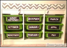 the daily five writing activities | Download the monthly labels used above by clicking below!
