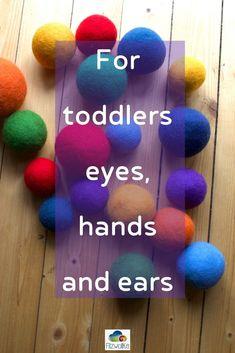 Fantasy Art Prints & Natural Sensory Toddler Kids Toys by Filzwollke Toddler Boy Gifts, Toddler Toys, Toddler Sense, Mermaid Wall Decor, Felt Pictures, Baby Rattle, Sensory Toys, Inspiration For Kids, Felt Art