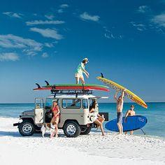 Florida Panhandle Summer Guide   SouthernLiving.com