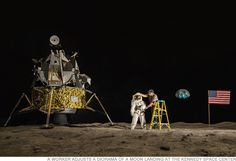 We live in an age when all manner of scientific knowledge--from climate change to vaccinations--faces furious opposition. Some even have doubts about the moon landing.