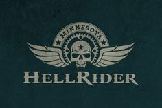 Motorcycle Club Logo by sgc design on Creative Market