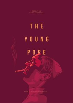 The Young Pope (poster by Tibor Lovas) || jan 06