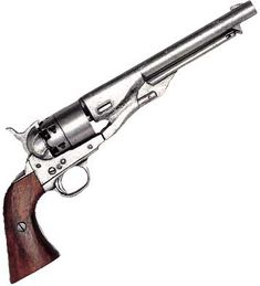 Civil War Model 1860 Army Revolver. -