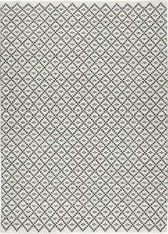 Tyylikäs ruutukuvioitu villamatto, jonka materiaali on 80% villaa ja 20% puuvillaa