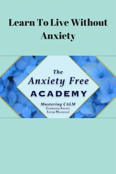 The academy is a 3 month online experience that will enable you to engage with online resources and get live input from Dr Sonia on a daily and weekly basis to battle and overcome anxiety once and for all.