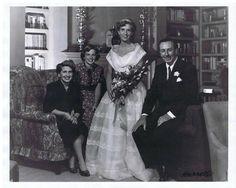Walt Disney and His Family