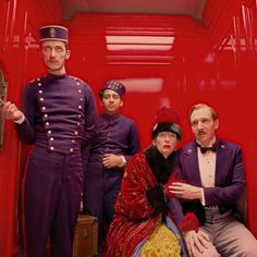 """The second clip from Wes Anderson's, The Grand Budapest Hotel titled, """"The Police Are Here,"""" is available to watch. Watch the clip here: http://www.filmoa.com/video/2nd-clip-from-wes-andersons-grand-budapest-hotel"""