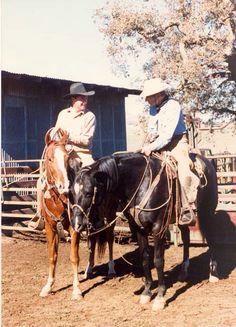 Bill Dorrance and my uncle Joe