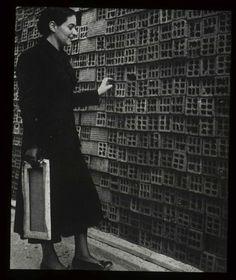 Maria Helena Vieira da Silva, Boulevard Saint-Jacques, 1947-1952.