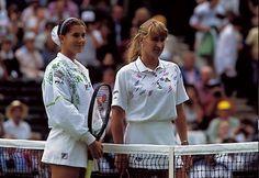 Seles y Steffi (o cuando el tenis femenino era mejor que el masculino). Añoranza.