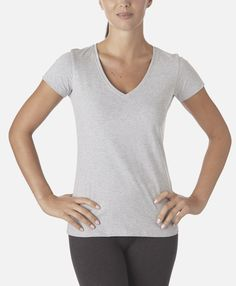 Free shipping and returns on orders $59+. Super soft organic cotton women's v-neck tee. Fair Trade Certified cotton v-neck that is perfect for everyday wear. Wear PACT.