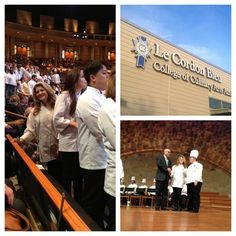 Le Cordon Bleu is the college I will attend when graduating from high school. Being a chef  is my most wanted career. I will accomplish this dream and do whatever it takes to become a professional chef.