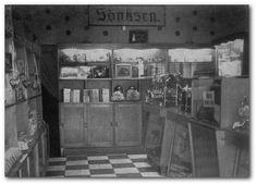 Era um vez em SP: fábrica de chocolates Sönksen - noticias - O Estado de S. Paulo - Acervo Estadão Na loja Sönksen doces eram expostos em vitrines decoradas e  bombonieres/ Reprodução