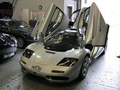 McLaren F1 1996 - Wellington Workshop
