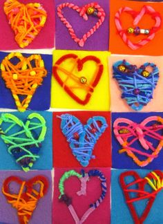 valentine's day projects for 5th grade