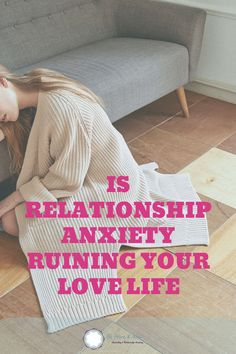 Relationship anxiety may be a part of your daily life, but if you learn how to recognize and address it, you can enjoy love and dating. Relationship Coach, Relationships, Dating With Anxiety, Belly Breathing, Stress And Anxiety, Anxiety Tips, Dating Tips For Women, Feeling Overwhelmed