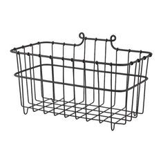 ikea bygel basket - Google Search