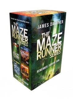 The Maze Runner Series by James Dashner. The perfect gift for fans of The Hunger Games and Divergent, this boxed set includes all of the paperback editions of James Dashner's New York Times bestselling series–The Maze Runner, The Scorch Trials, The Death Cure and The Kill Order.