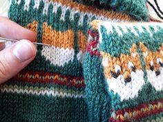 Kodin Kuvalehti – Blogit | Kutimet & kippurat – Shibasukkien ohje Fingerless Gloves, Arm Warmers, Knitted Hats, Knitting, Crochet, Fingerless Mitts, Tricot, Breien, Stricken