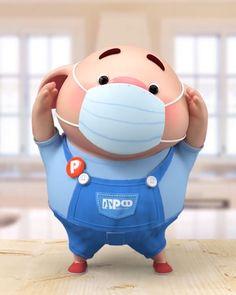 Witchy Wallpaper, Pig Wallpaper, Cute Disney Wallpaper, Funny Spanish Jokes, Cute Piglets, Pig Drawing, Funny Pigs, Anime Girl Hot, Cute Cartoon Girl