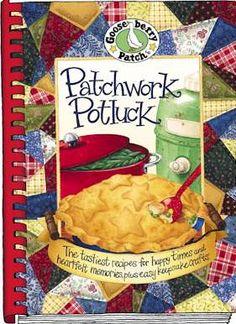 Gooseberry Patch Patchwork Potluck Cookbook