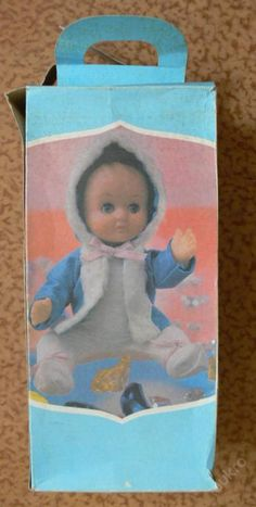 Mrkací panenka, miminko, Gumotex Břeclav