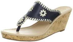 Jack Rogers Women's Marbella Wedge Sandal,Navy/Platinum,5 M US Jack Rogers,http://www.amazon.com/dp/B008XIH4K0/ref=cm_sw_r_pi_dp_R5z6rb15F92490TQ