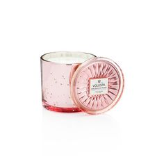 Voluspa - Vermeil Grande Maison Candle -  Prosecco Rose