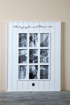 Photographs and Memories Photoframe