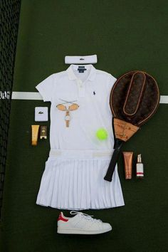 12 Winter Tennis Outfits for Women you will totally love! Sports Day Outfit, Golf Outfit, Sport Outfits, Cute Outfits, Tennis Outfits, Summer Outfits, Tennis Wear, Sport Tennis, Tennis Fashion