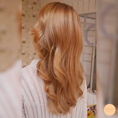 @ 𝐚𝐮𝐛𝐫𝐞𝐲𝐭𝐚𝐭𝐞_ ☼ – Beauty – - All For Hair Color Trending Blonde Hair With Highlights, Brown Blonde Hair, Copper Blonde, Honey Hair, Ginger Hair, Strawberry Blonde Hair Color, Strawberry Brown Hair, Strawberry Fields, Hair Color And Cut