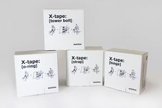 X-tape package