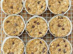 Baked Oatmeal Cupcakes To Go Recipe | Just A Pinch Recipes