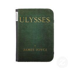 Vintage James Joyce Kindle Cover