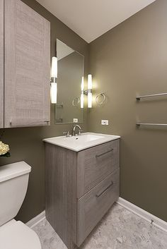 Chicago Renovations & Interior Design  Lincoln Park Bath Magnificent Bathroom Designer Chicago Inspiration Design
