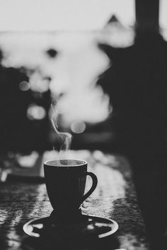 1000+ images about Drinking Coffee in Black and White on ...