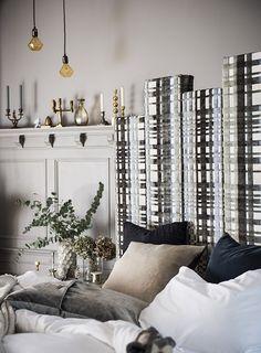 Design collaboration between Carpe Diem Beds of Sweden and Designers Guild.   PerPR