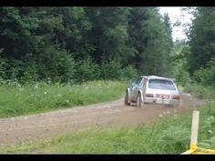 TOYOTA STARLET - E10 -  Viru Rally 2013 - SS7, SS8 - Lembit Soe - Ahto P...