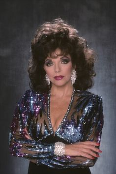 Joan Collins born May 23, 1933