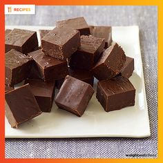 Chocolate Marshmallow Fudge (3 Points ) | Weight Watchers Recipes