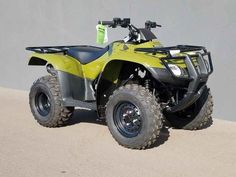 New 2017 Honda FourTrax Recon ATVs For Sale in Arizona. 2017 Honda FourTrax Recon, 2017 Honda® FourTrax® Recon® Forget About Bigger. How About Better? <p> There s an old saying: It s not the size of the dog in the fight; it s the size of the fight in the dog. And that s certainly true when it comes to the world of all-terrain vehicles. Bigger isn t always better like on a tight trail, when it s time to load and unload, or when it s time to open up your wallet.</p><p> Thank goodness for…