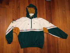 Vintage Starter  1996 Atlanta Olympic Games Halfzip Breaker Jacket Size L.  | eBay