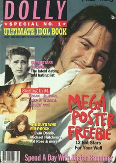 Keanu Reeves Magazine