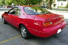 Learn more about One-Owner 1994 Acura Legend Coupe on Bring a Trailer, the home of the best vintage and classic cars online. Honda Legend, Jdm Cars, Classic Cars Online, Future Car, Japanese, Colors, Beautiful, Autos, Cutaway