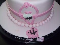 Tarta de las Monster High. Monster High Cake