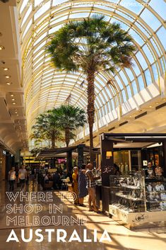 b4aa56fc8 Australia Travel Inspiration - Where to Shop in Melbourne Australia. A  guide to the best