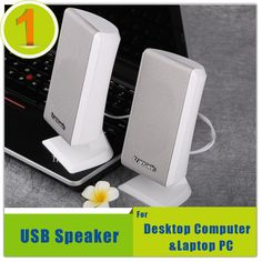 High Quality Portable Mini USB Speaker,Power 3.5mm Ear Jack Laptop Desktop Computer Notebook Audio Speaker Amplifier For PC